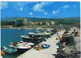 Cpsm  Diano Marina Le Port - Imperia