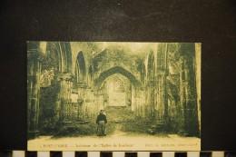 CP, 29, PONT L'ABBE Intérieur De L'Eglise De Lambour Vierge Ed G Rolland - Pont L'Abbe