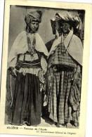ALGERIE  Femmes de l'Aur�s  Recto Verso