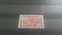 LOT 260205 TIMBRE DE FRANCE NEUF* N�154 VALEUR 500 EUROS