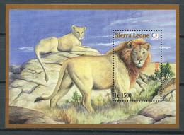 (cl 10 - P4) Sierra Leone ** Bloc N° 271 (ref. Michel Au Dos) -  Lion - - Sierra Leone (1961-...)