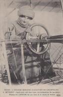 Aviation - Femme Aviatrice Pilote Mme La Baronne De Laroche - Bétheny Reims  - Early Aviatrice - Aviateurs