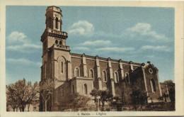 SAIDA L'Eglise   Recto Verso