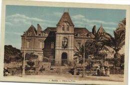 SAIDA Hotel de Ville   Recto Verso