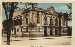SAIDA Le theatre    Recto Verso
