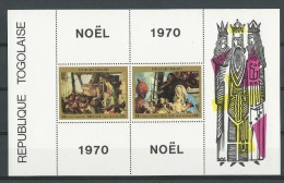 Togo: BF 49 **  (Noël) - Religie