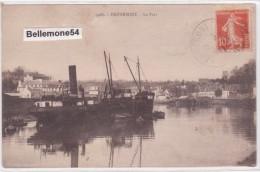 Cpa 56 Hennemont Le Port (circulé En 1930 Voir Scan Recto-verso) - Hennebont