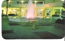 Dancing Fountains At Night, Ilkai Hotel, Honolulu, Hawaii - Honolulu