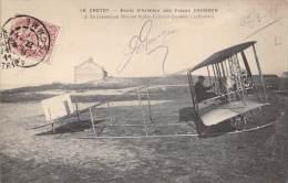 Le Crotoy     80     Ecole D'Aviation Des Frères Caudron. Le Lieutenant Bon - Le Crotoy