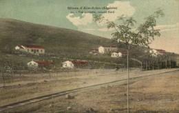 Mines d'Ain Arko (Algerie Vue partielle versant Nord Coloris�e   Recto verso