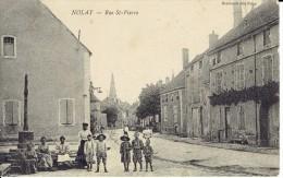 NOLAY Rue Saint Pierre - Altri Comuni