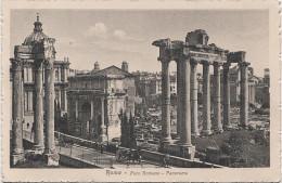 AK Roma Rom Foro Romano Panorama Forum Romanum Italien Lazio Italia - Piazze