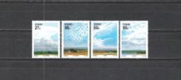 Ciskei Südafrika RSA 1992 Meteorologie Wetter Klima Wolkenformationen Clouds Cirrus Kumulus Himmel, Mi. 211-4 ** - Ciskei