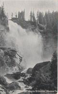 AK Krimml Oberer Krimmler Wasserfall Land Salzburg Pinzgau Bei Wald Bramberg Gerlos Neukirchen Zell Austria Autriche - Krimml