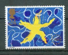 Great Britain 1992 Single European Market, MNH** - 1952-.... (Elizabeth II)