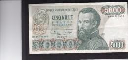 Billets.5000 fr .20.05.75.