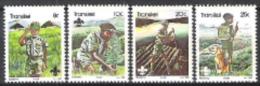 Transkei Südafrika RSA 1982 Organisationen Pfadfinder Scouting Scouts Jugend Gesellschaft Bäume Hunde, Mi. 103-6 ** - Transkei