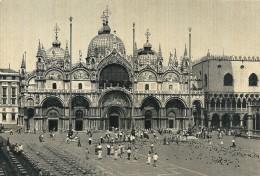 --VENEZIA--BASILICA DI S. MARCO--CARTE NON ECRITE-- - Venezia (Venice)