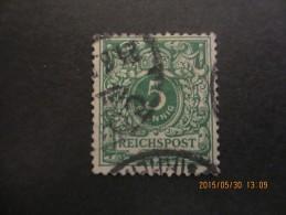 Deutsches Reich 1889, 1. Oktober / 1900, 29 März, Freimarken - Wertziffer Und Krone Im Perlenoval, Reichsadler Im Kreis - Deutschland