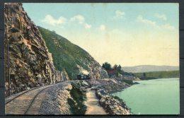 1914 Russia RailwayTrain Postcard - Russia
