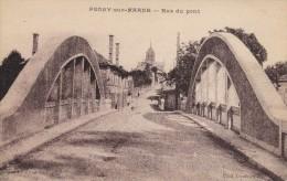 51 POGNY SUR MARNE Rue Du Pont - Frankreich
