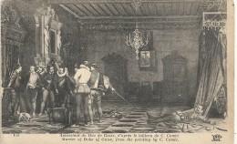 -156--ASSASSINAT DU DUC DE GUISE D APRES LE TABLEAU DE C . COMTE -- NON ECRITE-- - Geschiedenis