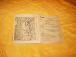 PUBLICITE BROCHURE ANCIENNE DATE ?. / COURS DES SAUVAGINES ET PELLETERIES PRATIQUE PAR LA PELLETERIE DE FRANCE. / PARIS. - Publicités