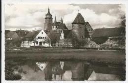 D599-WEIL Der STADT-Stadtmauer Mit Rabneturm Und Stadtkirche- - Weil Der Stadt
