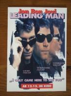 Leading Man Movie Film Carte Postale - Advertising