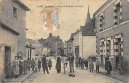 AVIRE - Route De St-Martin-du-Bois - Animation - (défauts) - France