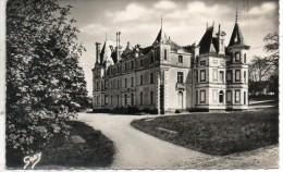 49. Chateau De Gresillon. Bauge - France