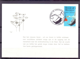 België - Voeux De Circonstance - Jodoigne 23/1/1999  (RM8961) - Fête Des Mères