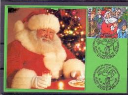 België - 25 Ans Du Marché De Noël - Eupen 14/12/96  (RM9072) - Weihnachten