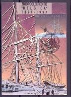 "België -  Zuidpoolexpeditie ""Belgica"" -  Club Philatélique Brainois - Braine L'Alleud 20/9/1997 (RM9217) - Antarktis-Expeditionen"