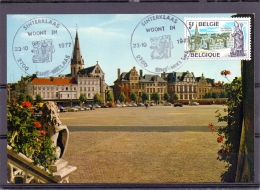 België - Sinterklaas Woont In Sint Niklaas - 23/10/1977  (RM9245) - Celebridades