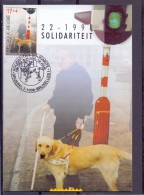 België - Solidariteit - 1e Dag - Brussel 9/11/1998  (RM9419) - Santé