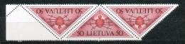 LITAUEN -  Mi.Nr.     478   -   Postfrisch - Litauen