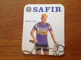 Sous Bock Bière Safir équipe Cycliste - Sous-bocks