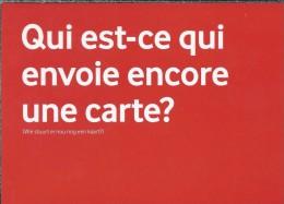 Boomerang Kaart - Vodafone. Qui Est-ce Qui Envoie Encore Une Carte? - Humor