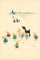 Illustrateurs - Illustrateur Josette Boland - Enfants - Grand Format  - état - Dessins D'enfants