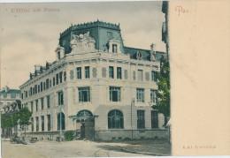 Pau. L'Hôtel Des Postes - Pau