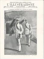 Riv.1915 Grande Incisione Del CADORE + Malborghetto Pontebba San Leopoldo Laglesie Lissa Vis Lesina Hvar Pula Kotor - Vor 1900