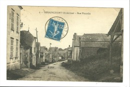 CPA 1924  Seraincourt (08)  Rue Picardie - Autres Communes
