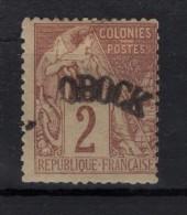 OBOCK ( Colonie Française ) - N° 2 Neuf * - C: 50,00 € - Unused Stamps
