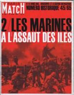 PARIS MATCH Les Marines A L Assaut Des Iles - Informations Générales