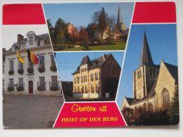 Heist-op-den-Berg / Library / Kirche
