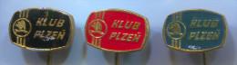 SKODA  - Car  Auto Automobile, Vintage Pin Big  Badge, 3 Pieces - Pins