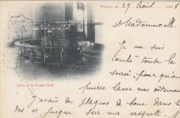 03  VICHY  SOURCE DE LA GRANDE GRILLE - Vichy