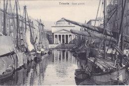 Trieste - Canal Grande - Trieste