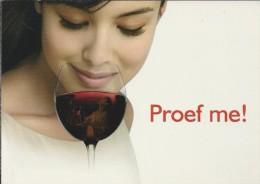 Boomerang Kaart - Vins De Pays De France. Proef Me! - Humor